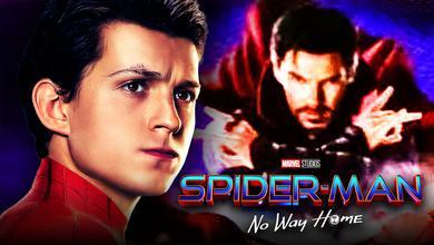 Spider-Man, Doctor Strange, Tom Holland, Benedict Cumberbatch