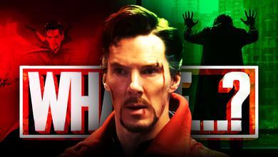 Doctor Strange What If Marvel Show