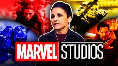 Julia Louis Dreyfus Black Widow Doctor Strange Hawkeye War Machine
