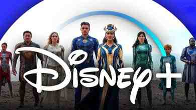 Eternals, Disney Plus
