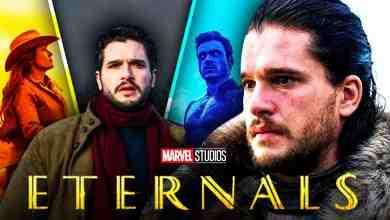 Eternals Kit Harington Cast