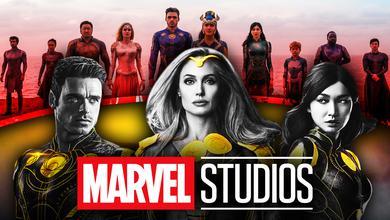 Eternals, Marvel Studios, Thena, Ikaris, Sersi