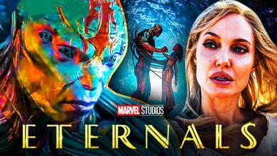 Kro, Thena, Eternals