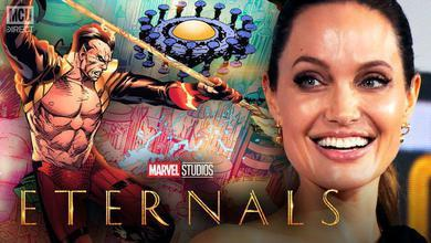 The Eternals rumored to include the Kingdom of Atlantis and Namor the Sub-Mariner