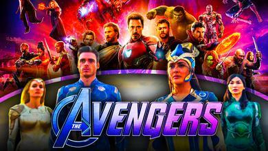 Eternals, Avengers Infinity War, Marvel Studios
