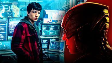 The Flash, Ezra Miller
