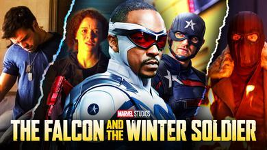 Falcon and Winter Soldier Marvel Emmy Awards