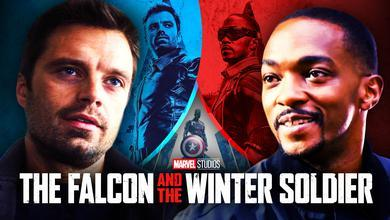 The Falcon and the Winter Soldier Sebastian Stan Anthony Mackie Background