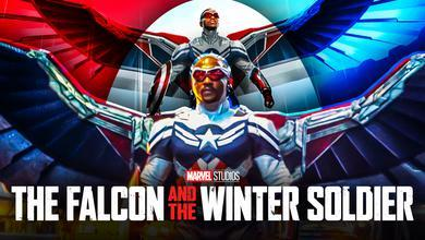 Falcon and the Winter Soldier Captain America Wings Suit