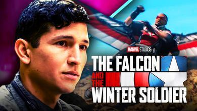 Torres The Falcon and the Winter Soldier