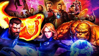 Fantastic Four Avengers