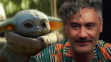 Taika Waititi, Baby Yoda