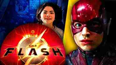 The Flash Young Barry Allen Movie