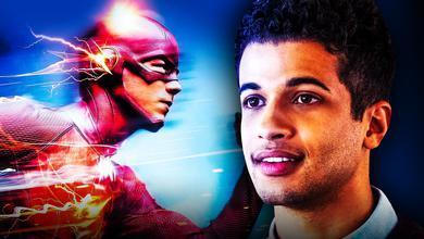 Jordan Fisher The Flash Barry Allen Costume