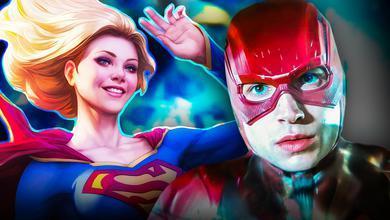 Supergirl, Flash Ezra Miller