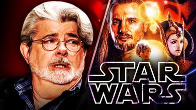 Star Wars Episode 1 George Lucas