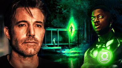 Ben Affleck, Green Lantern