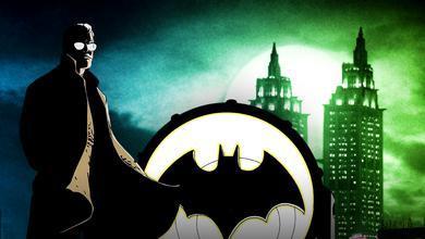 Commissioner Gordon, Bat Signal, Gotham