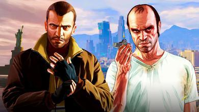 Grand Theft Auto Characters