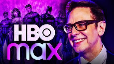 James Gunn HBO Max Logo Justice League