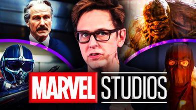James Gunn, Thunderbolt Ross, Marvel Studios logo