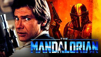 Han Solo The Mandalorian