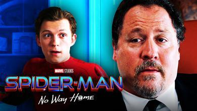 Jon Favreau as Happy Hogan, Spider-Man