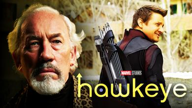Hawkeye Simon Callow