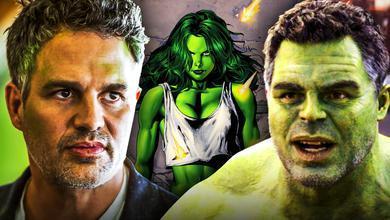 Mark Ruffalo She-Hulk Hulk