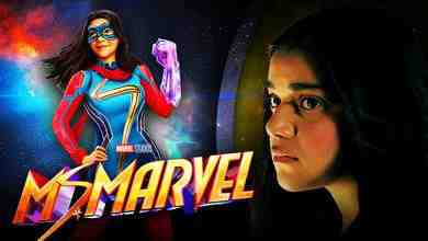Ms. Marvel Iman Vellani Costume