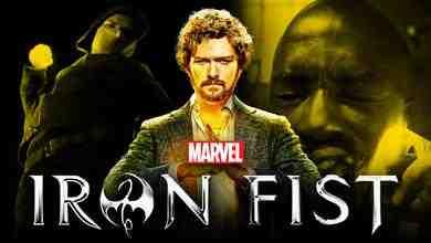 Iron Fist, Marvel, Netflix
