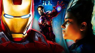 Iron Man, Robert Downey Jr., Iman Vellani, Ms. Marvel