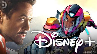 Iron Heart Disney+ Series in Development