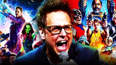 James Gunn Guardians of the galaxy suicide squad