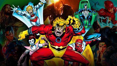 New Gods Justice League