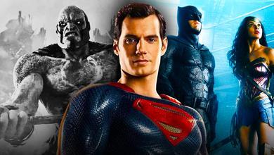 Justice League, Superman, Batman, Wonder Woman, DeSaad