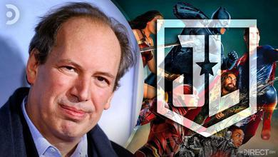 Hans Zimmer, Justice League logo and team
