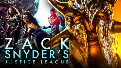 Justice League Ares David Thewlis