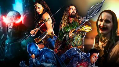 Darkseid, Justice League, Joker