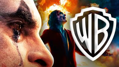 Joker, Warner Bros logo