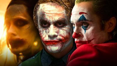 Jokers Jared Leto Heath Ledger Joaquin Phoenix Movies