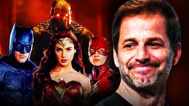 Zack Snyder, Justice League, Batman, Wonder Woman