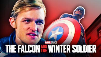 Wyatt Russell John Walker, Captain America