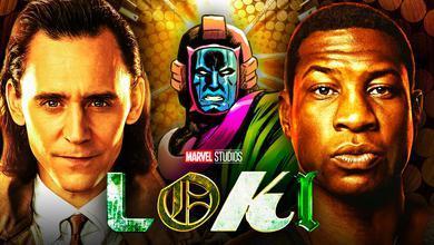 Loki Kang the Conqueror Jonathan Majors