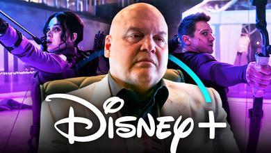 Vincent D'Onofrio, Kingpin, Disney Plus Logo