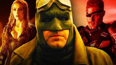 Justice League Knightmare Mera Batman Deathstroke