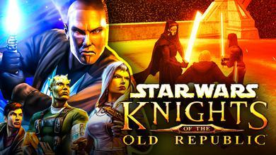 Star Wars Knights of the Old Republic Background logo
