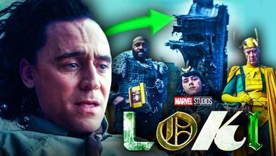 Loki Avengers Tower Variants