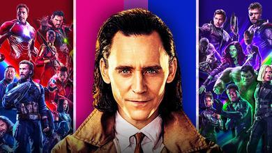 Loki Bisexual MCU Avengers