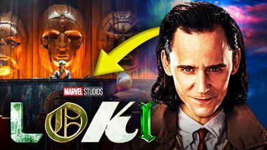 Loki, Kang Easter Egg